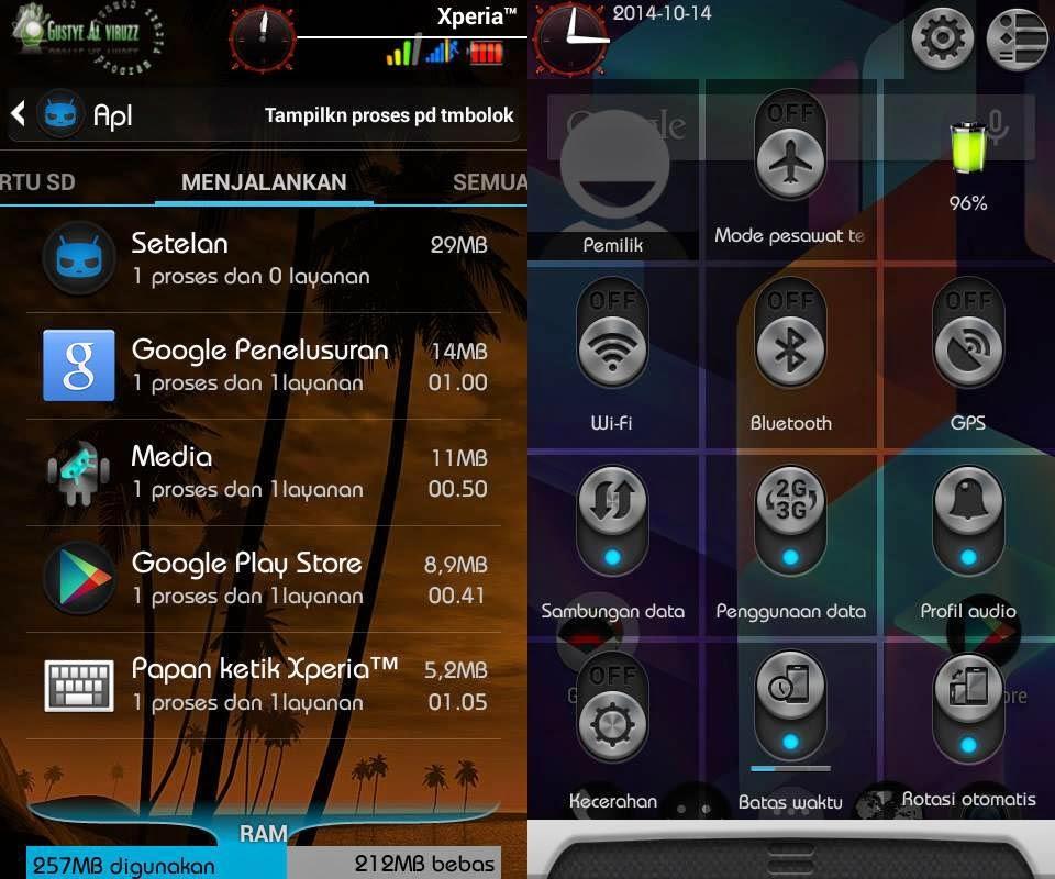 Install Custom ROM CyanogenMod di Lenovo A316i Terbaru | Pure Modifikasi!