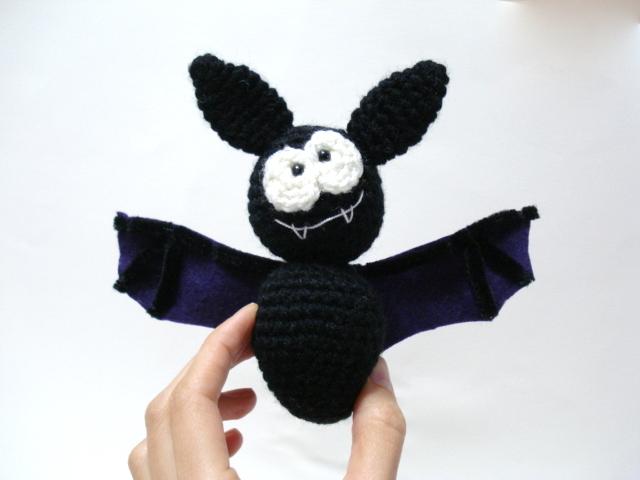 AllSoCute Amigurumis: Crochet Bat Pattern, Amigurumi Bat ...