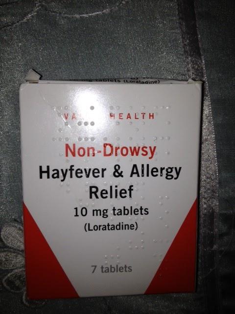 Strongest hayfever medication