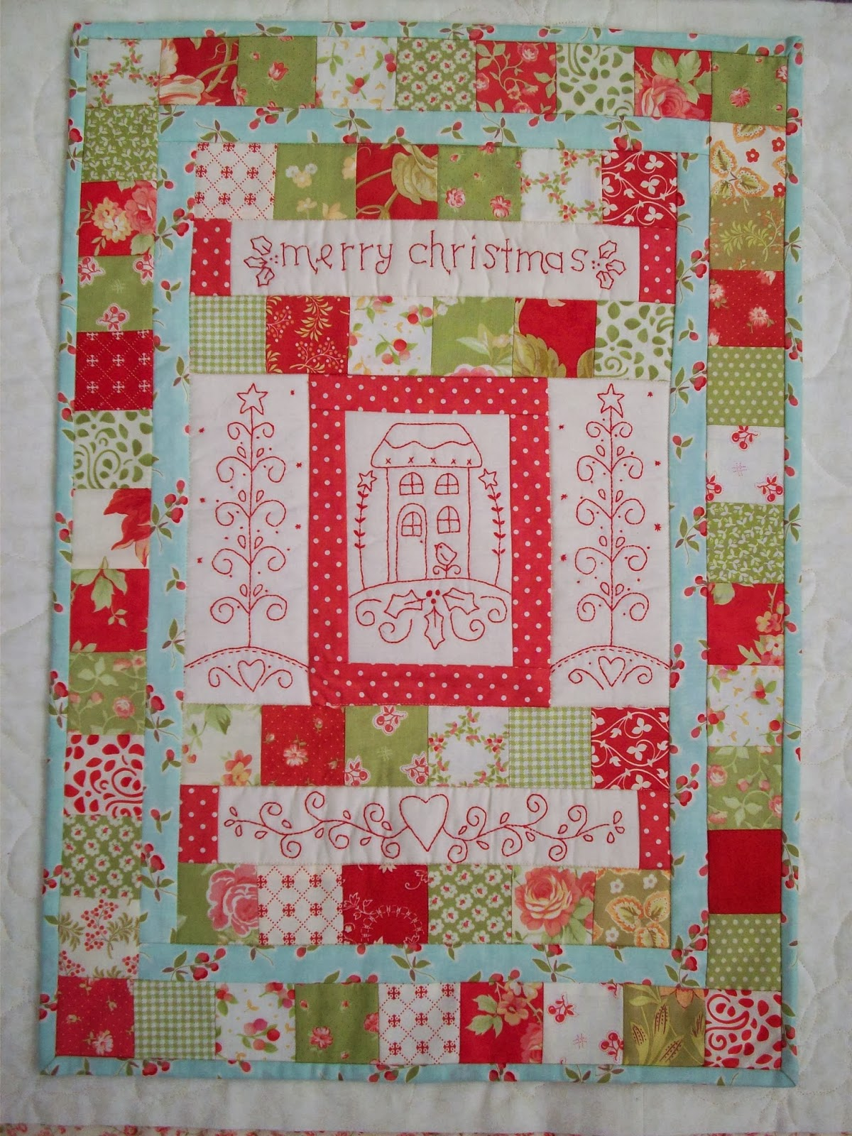 AUNTIE\'S QUAINT QUILTS: Christmas Gifts