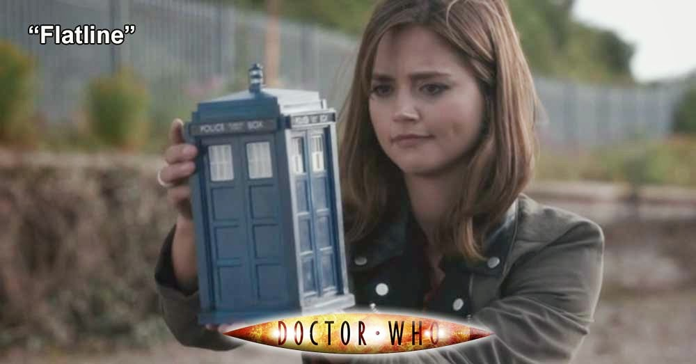 Doctor Who 250: Flatline