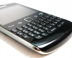 The New BlackBerry Curve 9360