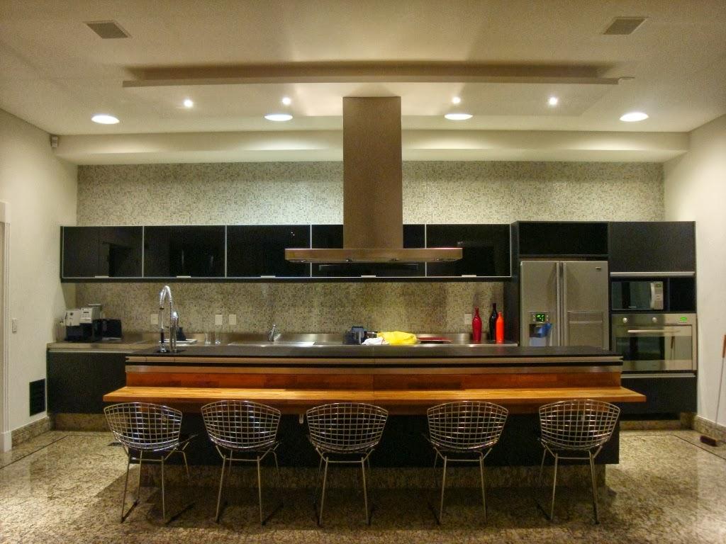 Minha cozinha gourmet   modelos e dicas! DecorSalteado #B99512 1024 768