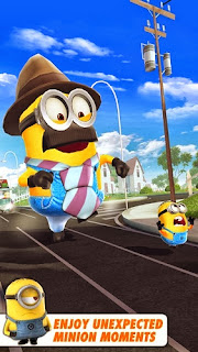 Despicable me apk big man