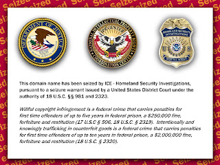 dhs/ice start another round of 'pirate' domain seizures
