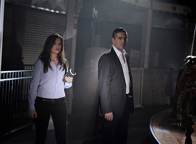 Episodio 5 de la segunda temporada de la serie Person of Interest