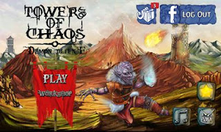 Screenshots of the Towers of Chaos - Demon Defense for Android tablet, phone.