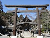 馬見岡綿向神社(うまみおかわたむきじんじゃ)