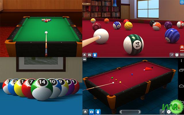 Pool-Break-Pro---3D-Billiards-apk-screenshots