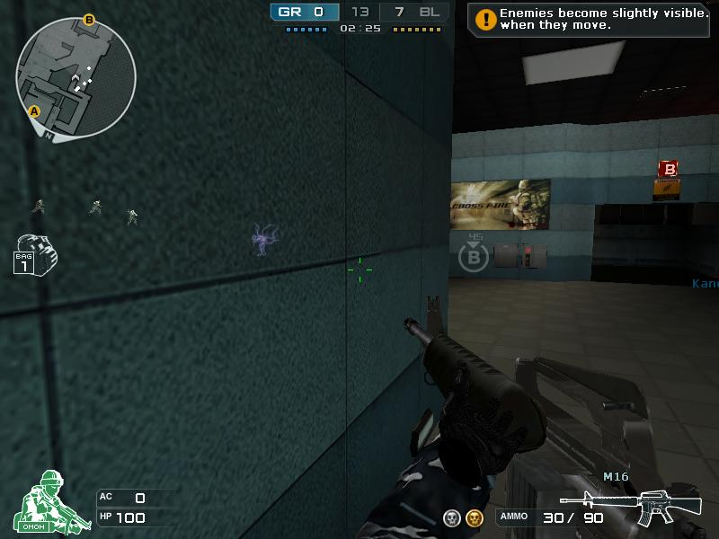 Crossfire NA V21 WallHack See Ghost indir Download