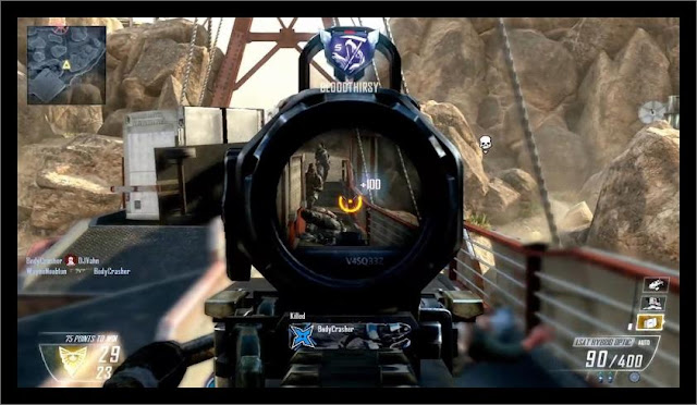 Call of duty Black Ops 2 Screen Shot
