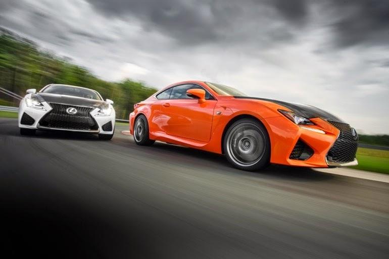 отзывы про Lexus RC F