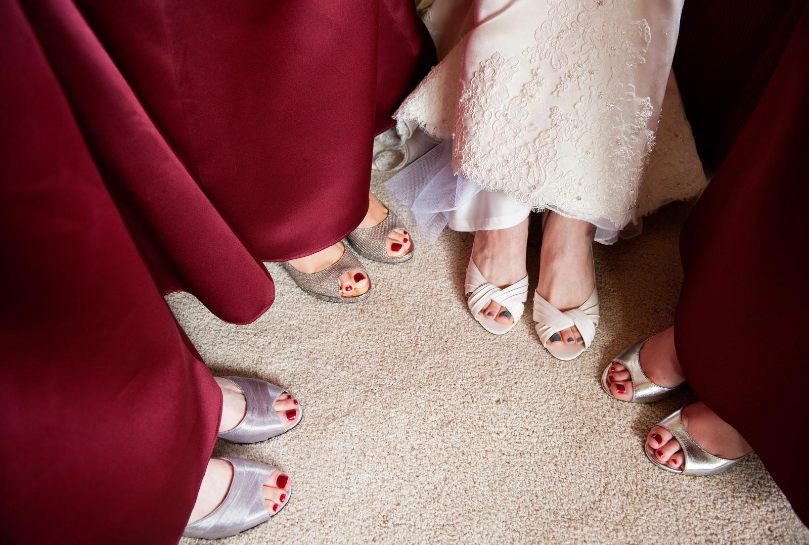 Педикюр для невесты на свадьбу