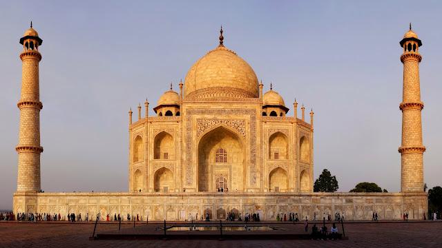 Taj Mahal monumentos de la india