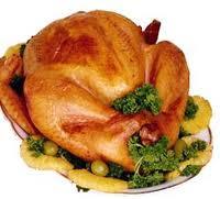ابتكار طريقة جديدة لتحمير الفراخ بالزبادي بدلاً من الزيت  - دجاج فراخ محمرة ذهبية