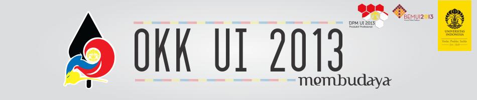 OKK UI 2013