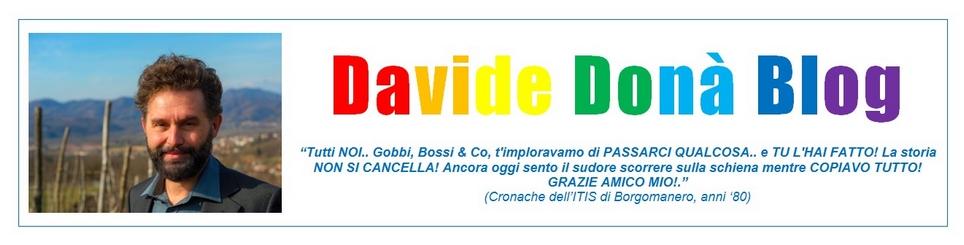 Davide Donà Blog