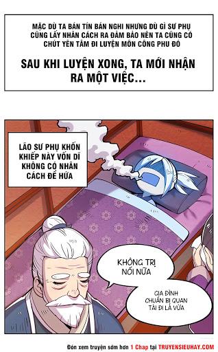 Cuộc sống thoái ẩn của võ lâm chi vương chap 0 - Trang 15