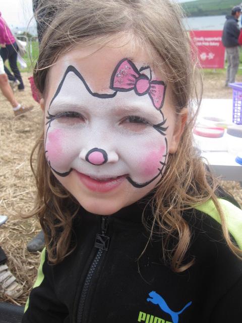 Marta Lapkowska Malowanie Twarzy Dzieci Hello Kitty