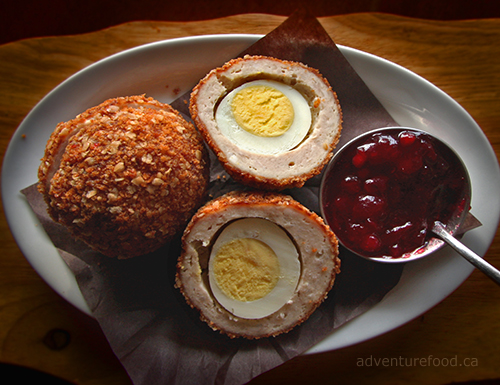 Scotch Eggs - A Story