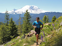 Tahoe Rim Trail speed record attempt