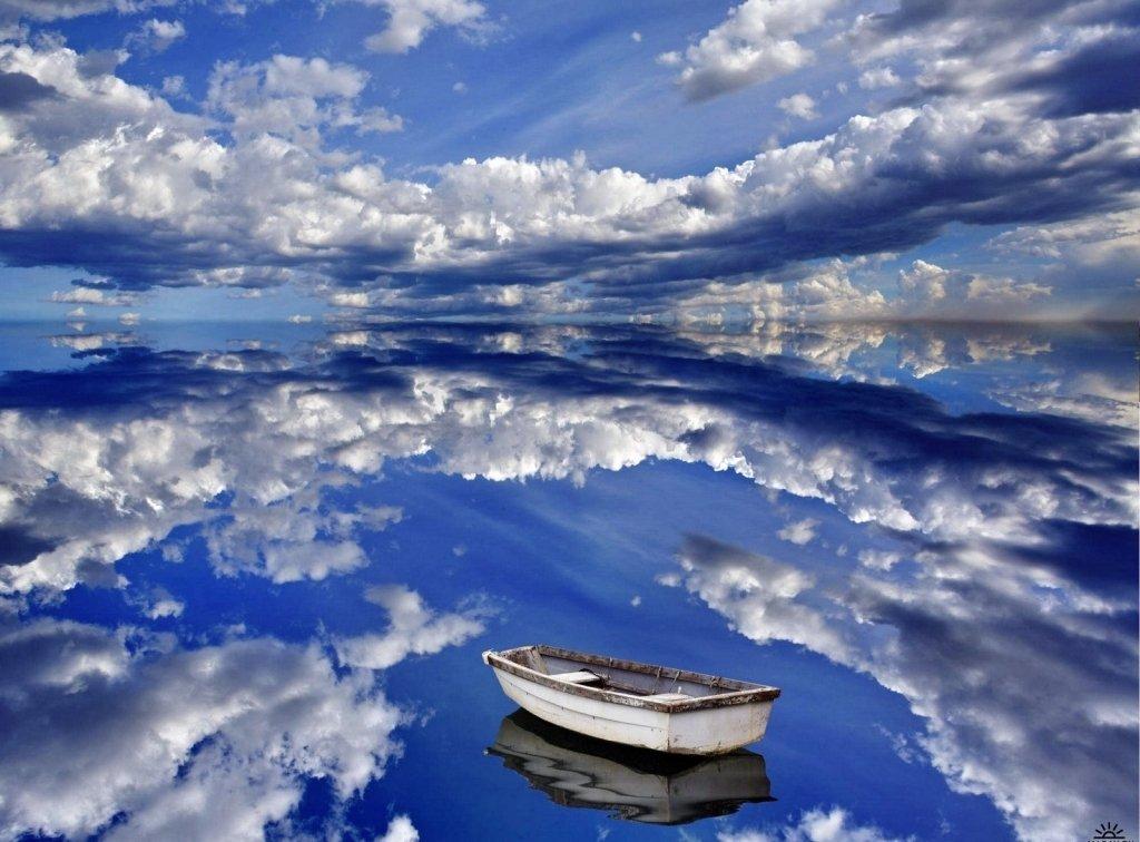 Дзеркалом наших думок є наше життя
