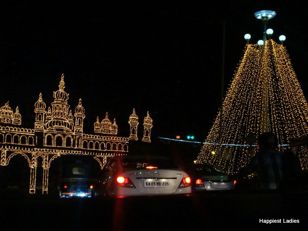 Mysore City Dasara Lighting - 2