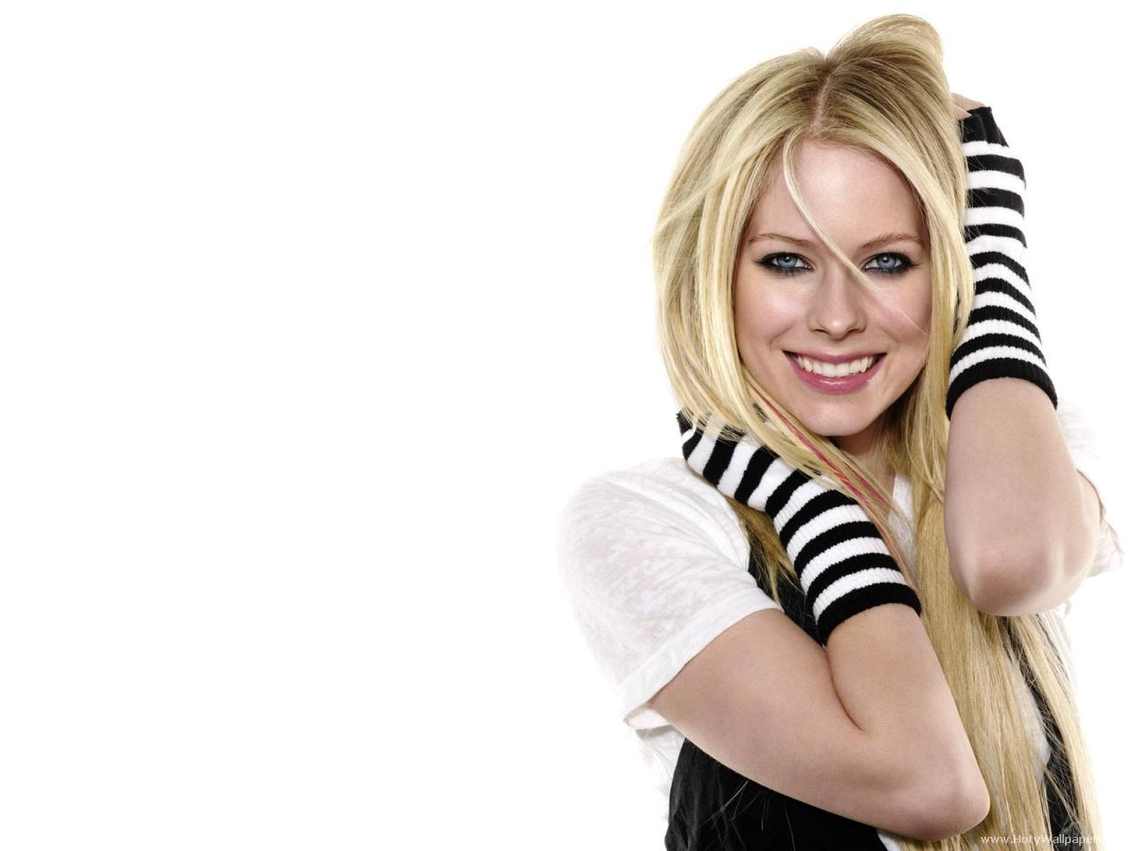 Avril Lavigne Singer