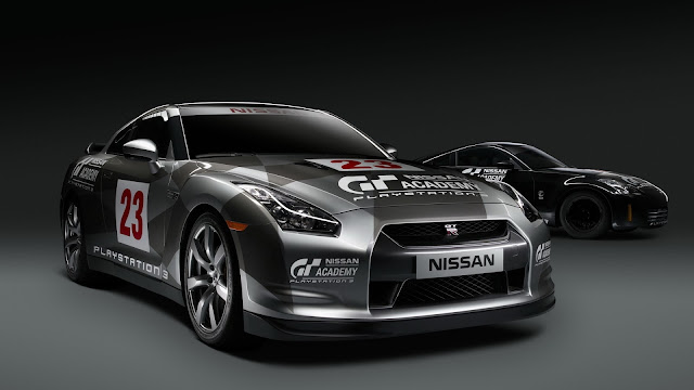 Fondos de Carros Deportivos Nissan Skyline R35 GT-R Wallpapers HD