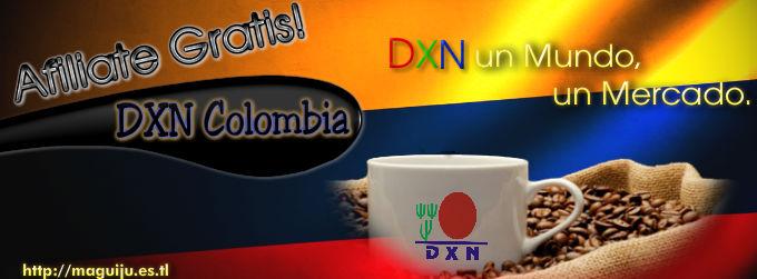 DXN EN COLOMBIA