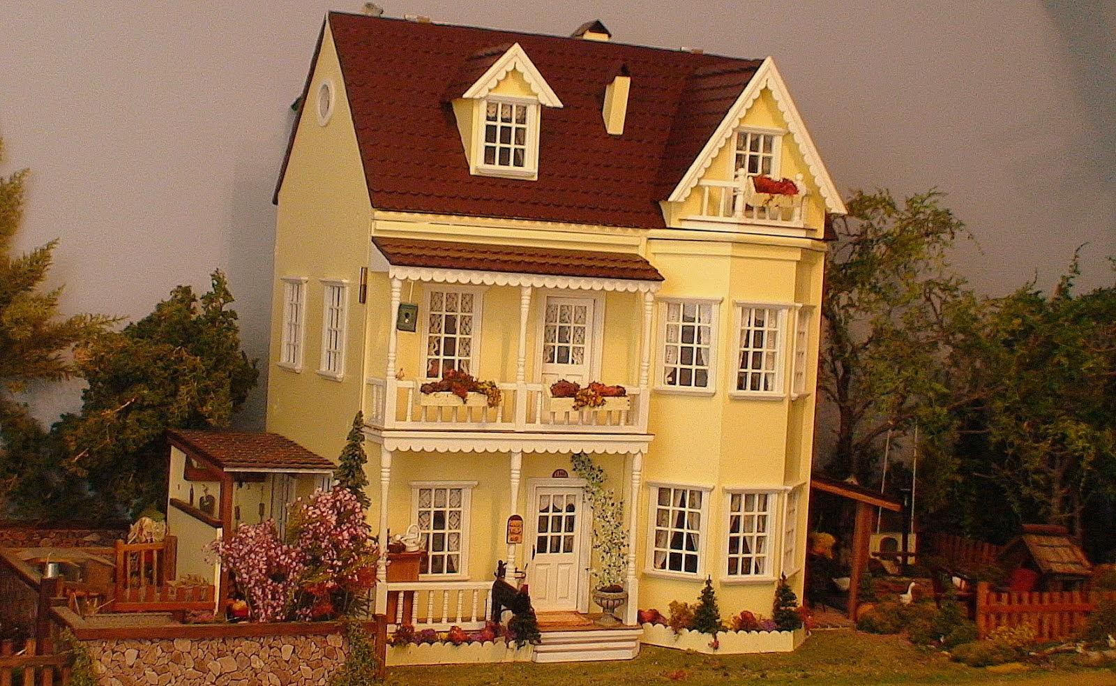 La Casa de Thomas y Susan