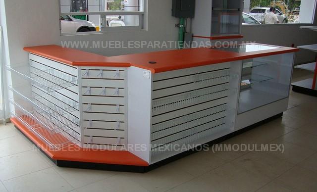 Muebles de oficina muebles de madera mobiliario de for Muebles para negocio