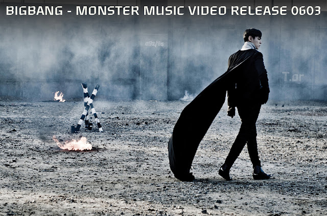 Photo Teaser Monster MV