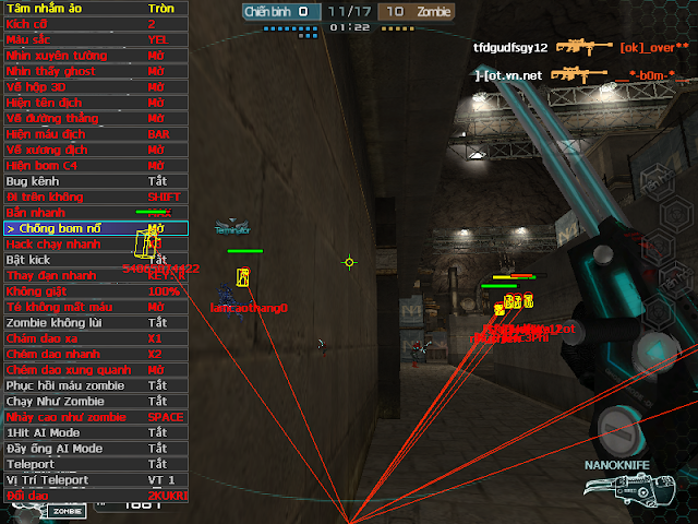 [VIP] CROSSFIRE HACK ALL IN ONE- WORK PERFECT CROSSFIRE PH Crossfire20121119_0003