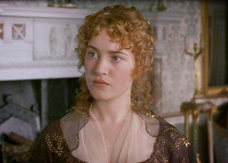 Kate Winslet as Marianne Dashwood, Sense & Sensibility 1995