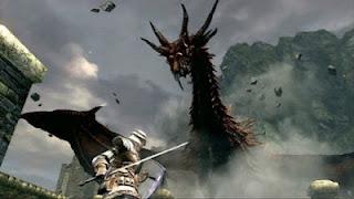 A dragon, yesterday
