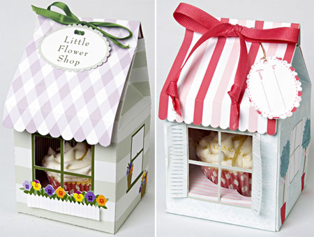 Decorative Cupcake Boxes