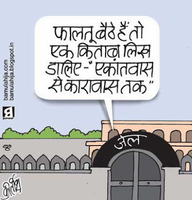 asaram bapu cartoon, crime against women, crime