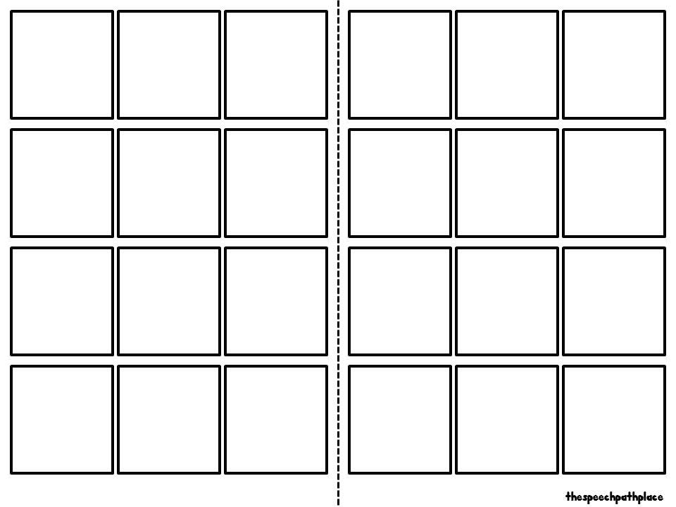 alphabet box template design templates