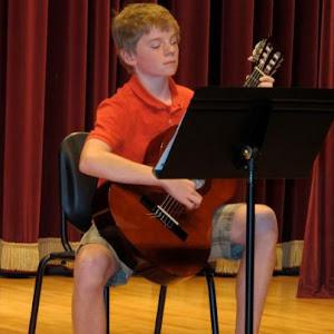 Hayden's Recital