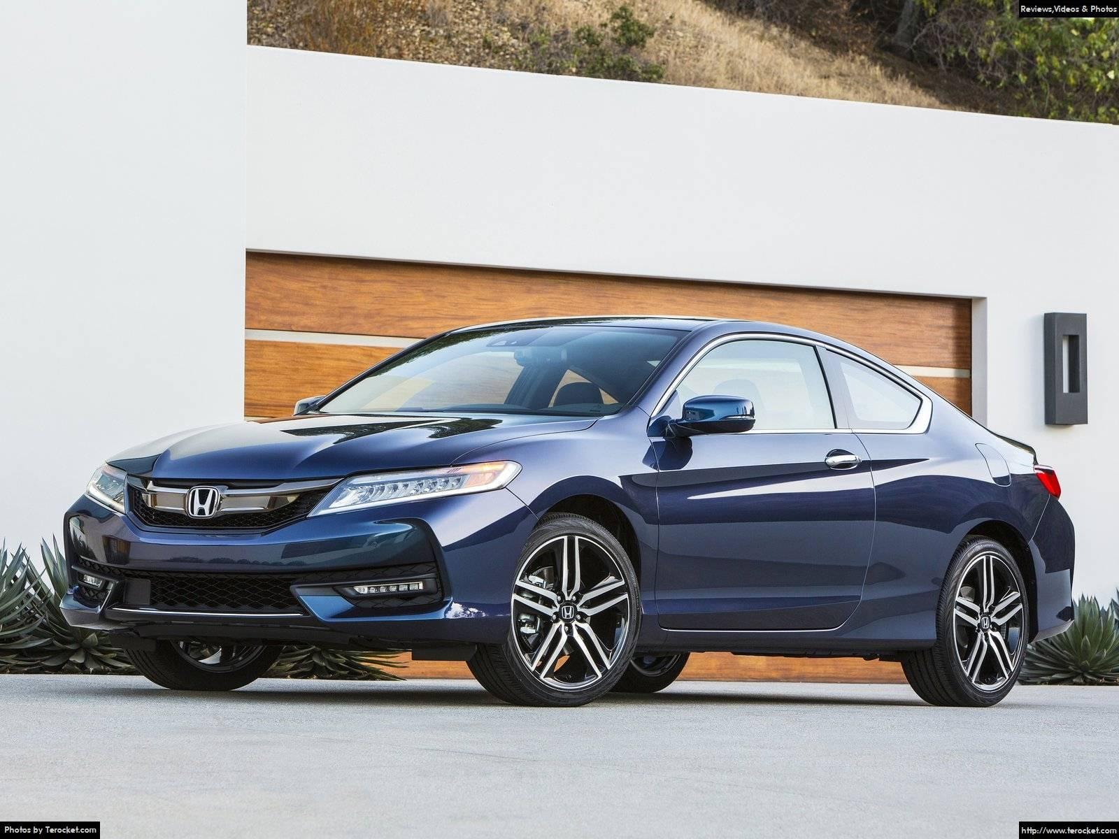 Hình ảnh xe ô tô Honda Accord Coupe 2016 & nội ngoại thất