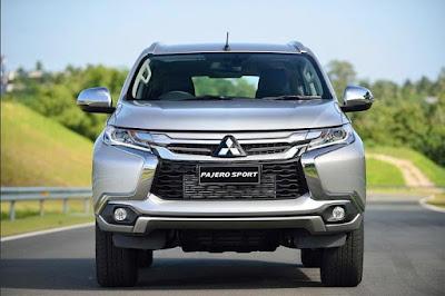 2016 Mitsubishi Pajero Sport Price in UAE