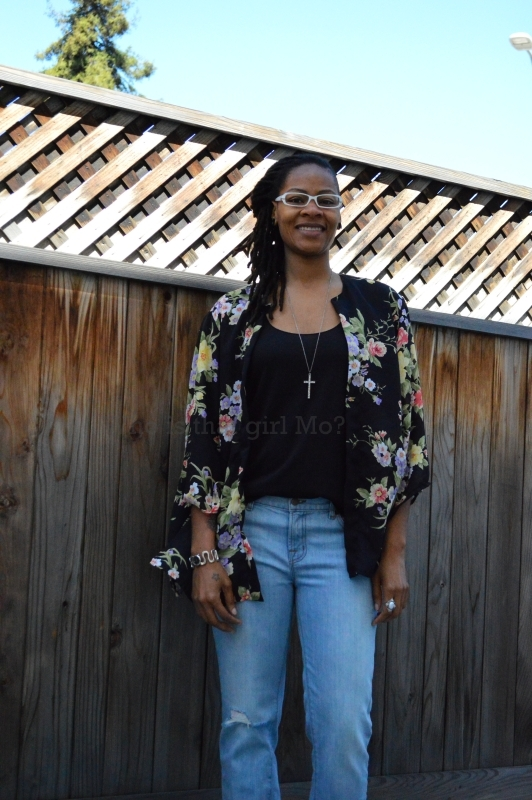 kimono jacket diy {who is that girl mo?}