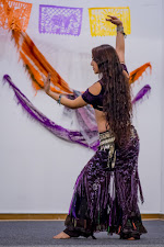 Ingrid Muñoz Danza Tribal