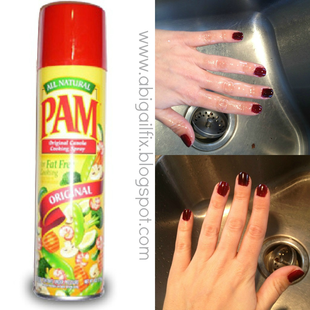 From Flab to Fab Fitness - Fitness. Food. Fun. Life. : PAM spray and ...