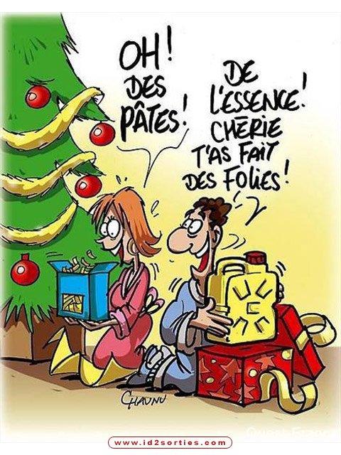 Noël humour