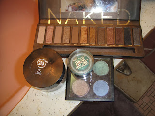 naked, color tattoo, maybelline, MAC, urban decay