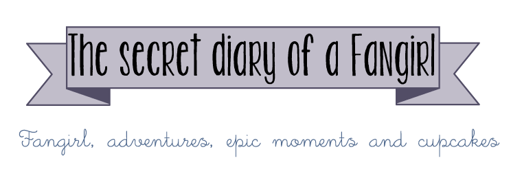 The secret diary of a Fangirl