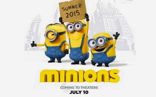 Film Minions 2015 (Bioskop)