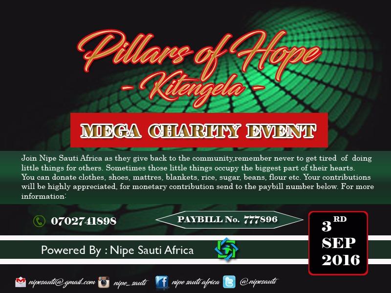 Kitengela Mega Charity Event
